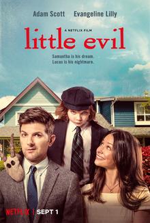 Little Evil Poster